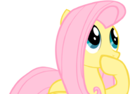 Fluttershy Win Pose