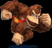 250px-SSB4 - Donkey Kong Artwork