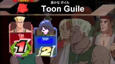 Smash Bros Lawl Character Moveset - Toon Guile