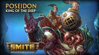SMITE - New Skin for Poseidon - King of the Deep