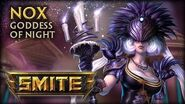 SMITE - God Reveal - Nox, Goddess of Night
