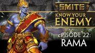 SMITE Know Your Enemy 22 - Rama