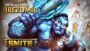 SMITE - New Skin for Ymir - Irezumir