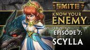 SMITE Know Your Enemy 7 - Scylla