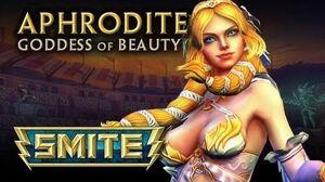 SMITE God Reveal - Aphrodite, Goddess of Beauty