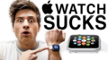 Apple watch sucks sum dak
