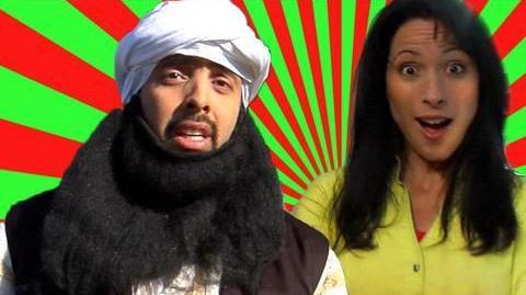 X-mas Osama's First Christmas