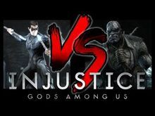 INJUSTICE NOOBS AMONG US