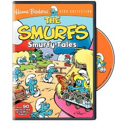 SmurfsSmurfyTalesDVDcover