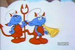 Heavenly Smurfs 2