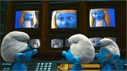 Smurfette On TV