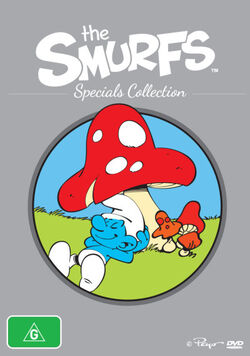 SmurfsSpecialsCollectionDVDcover