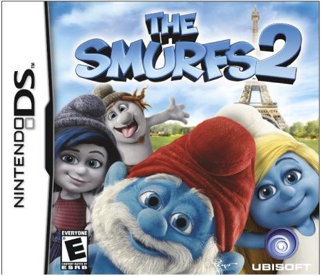 The Smurfs 2: The Video Game (Nintendo DS)   Smurfs Wiki   Fandom ...