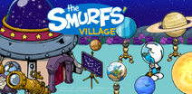 Astronomer Smurf Banner