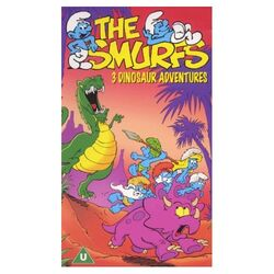 Smurfs3DinosaurAdventuresVHScover