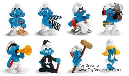 Smurf Toy Shop Singapore - Get rare Smurf figurines here!: Classic ...