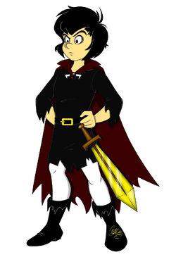 Evil Johan Profile 2 - Smurfs