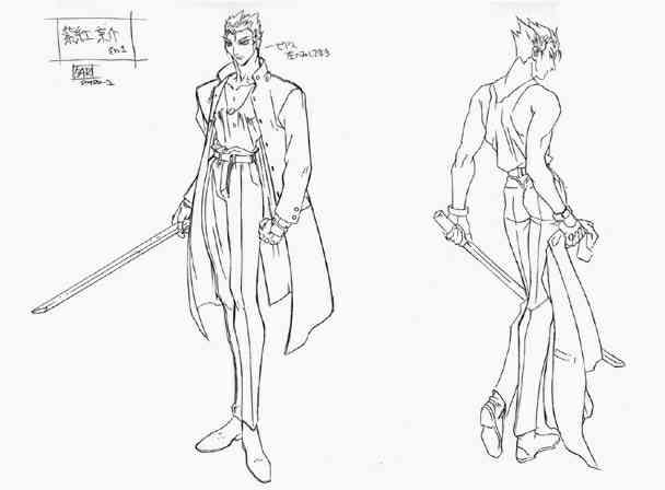 File:Anime sketch Kyosuke 1.jpg