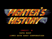 Fightershistory