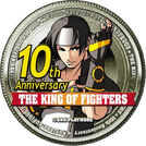 Kof 10th anniversary