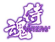 Samurai spirits oni-logo