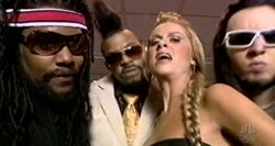 SNL The Black Eyed Peas Impersonated