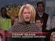 David Spade as Martha Stewart