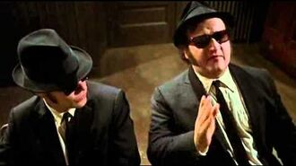 The Blues Brothers Nun Scene.avi