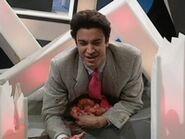 SNL Jimmy Fallon as Gilbert Gottfried