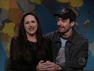 SNL Molly Shannon - Angelina Jolie