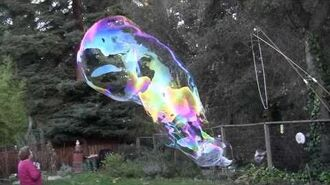 2011 11 24 Awesome Bubble Column in Slo Mo