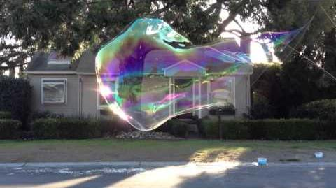 Bubble Ghost Example