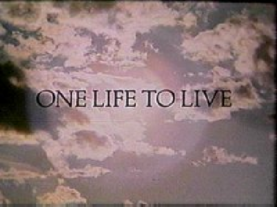 One Life to Live 1980 title card