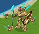 Spartan Warrior Mech