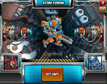 Massive Gunner Mech01