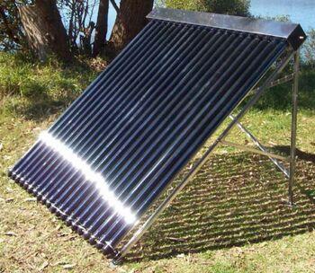 Solar Steamer 3
