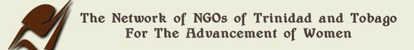 Network of NGOs of Trinidad and Tobago for the Advancement of Women logo