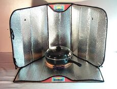 UltraLightCooker front, 3-7-13