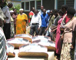 Global Resource Alliance outside- Kenya - October 2008