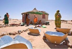 Offsets for Darfur
