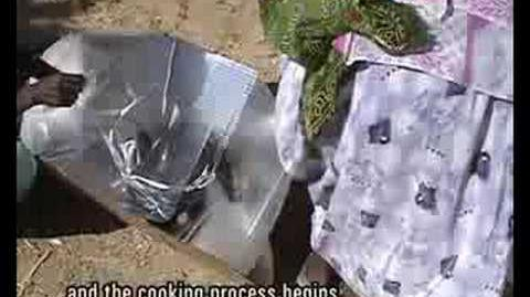 Cooking with the sun (Eritrea)