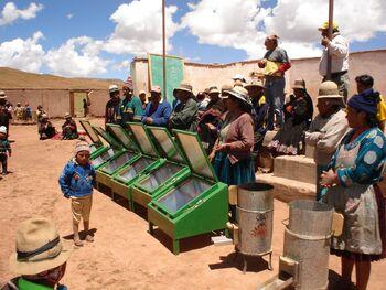 CEDESOL Bolivia 2007