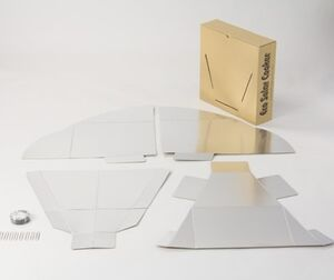 Eco Solar Cooker (dissassembled) 11-11
