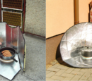 Solar Cooking Concept - Poland
