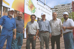 Solar promoters in South America