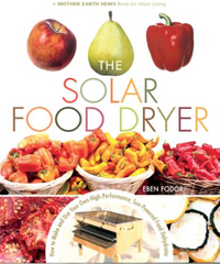 The Solar Food Dryer cover photo, 10-2-14