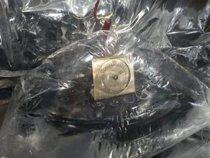Conical Solar Cooker temperature, 4-13-15