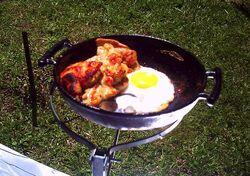 Fogao Parabólico cook top