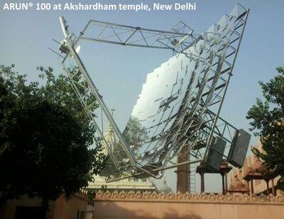 ARUN 100 at Akshardham, 8-12-14