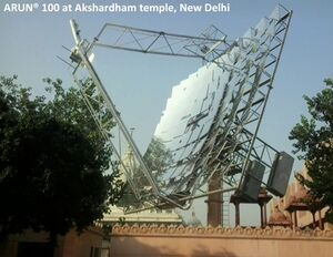 ARUN 100 at Akshardham, 8-12-14